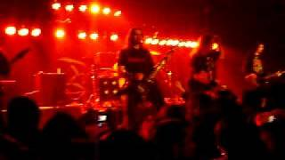 Dismember en Pto.Montt - Silent Are The Watchers (Live)