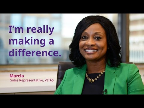 VITAS Sales Representatives: A Passion for Making a Difference