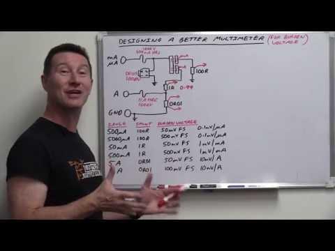 EEVblog #929 - Designing A Better Multimeter