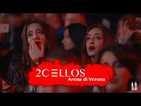 2CELLOS - Shape Of My Heart [Live at Arena di Verona]