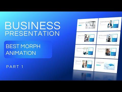 Effective, Modern & High Quality Business Presentation Template ...
