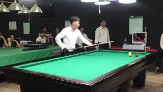 Xem 2 Cơ Thủ Đánh Bida Rời, Nguyễn Long gặp Thanh Hải, Bida Libre