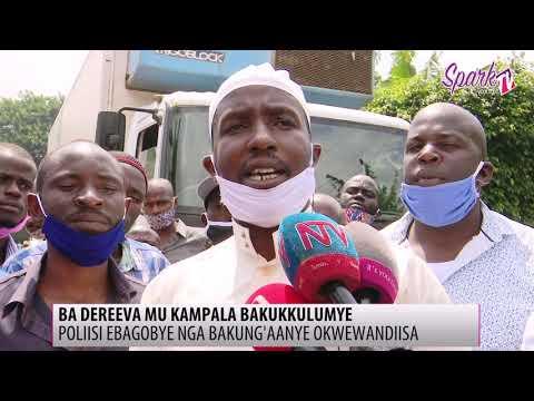 Bba ddereeva ba taxi batandise okwewandiisa ne KCCA