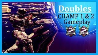 Halo 5: Champion 1 & 2 - Tyrant Doubles - dooclip.me