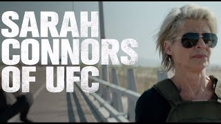 Sarah Connors of the UFC