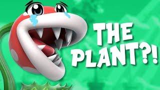 Piranha Plant's Important Role in Smash Ultimate