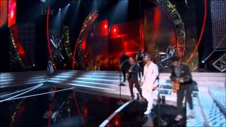Miss USA 2013 - Swimsuit Competition - Jonas Brothers (live performance) [HD]