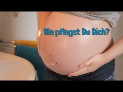 Körperpflege während der Schwangerschaft - Eltern berichten