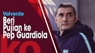 Manchester City Raih Gelar Juara Liga Inggris, Ernesto Valverde Beri Pujian