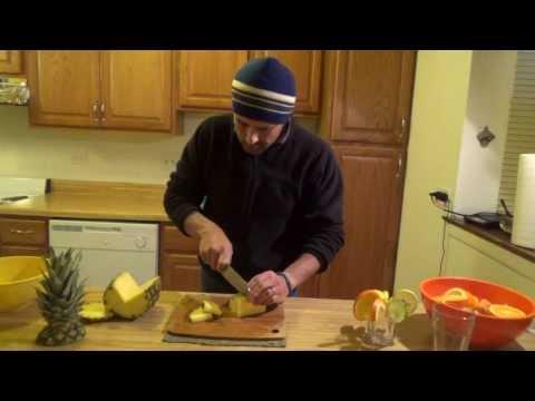 Como Cortar Frutas Para Cócteles - Tragos - Bebidas