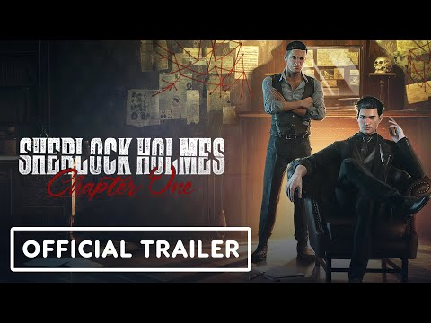 Official Gameplay Reveal Trailer de Sherlock Holmes Chapter One