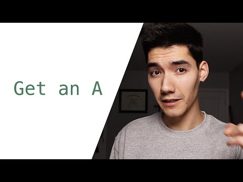 How To Get A's in Computer Science (College, High School and Online)