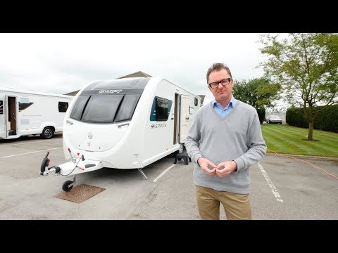 The Practical Caravan Swift Sprite Major 6 review