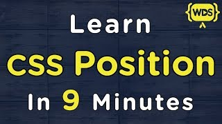 Learn CSS Position In 9 Minutes