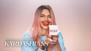 Kendall Jenner Impersonates Kylie in the Best Way | KUWTK | E!