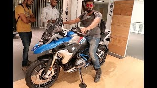 FINALLY! A BMW   Manali to Chandigarh