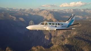 Yosemite Flights