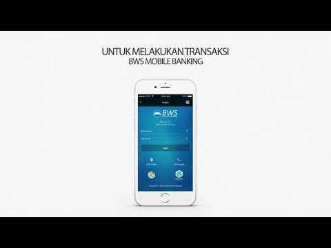Mobile Banking & Internet Banking BWS
