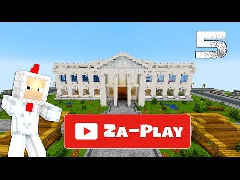 Za-Play Server - Díl. 5. - Nové Město a další Novinky - Nakashi [CZ]