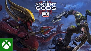 Xbox DOOM Eternal – The Ancient Gods, Part One Teaser anuncio