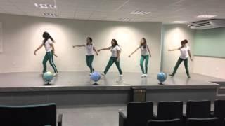 Dança Meio Ambiente, Música:Terra, Planeta, água De Sandy E Júnior ! EEEEP Mons. Luis Ximenes