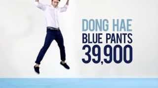 Lee Donghae, Dong-Hae's Blue Pants
