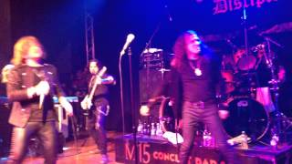 Dio  Disciples-Lock up the Wolves/All the fools sailed away