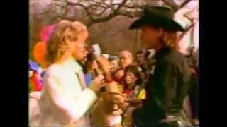 Patrick Swayze : a cowboy in his heart