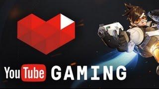Overwatch с Игорем Линком | YouTube Gaming
