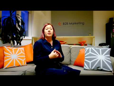 B2B how to write a marketing plan training - meet the trainer ...