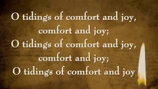 God Rest Ye Merry Gentlemen Instrumental with Lyrics with Joy to the World bridge