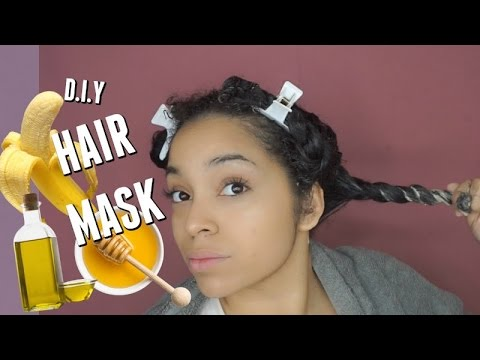 Hair Mask for Dry Hair, 5 Minutes