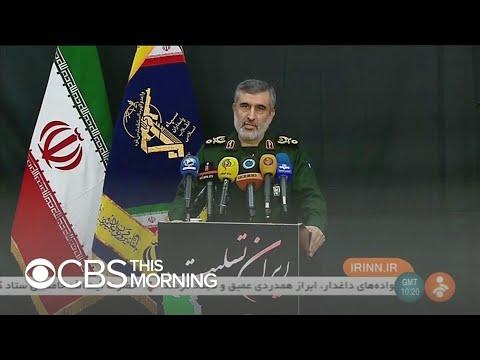 Iran admits responsibility in shootdown of Ukrainian jetliner