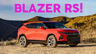 Is The 2020 Chevy Blazer RS Worth The Price?