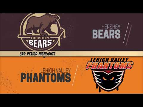 Bears vs. Phantoms | Dec. 7, 2018