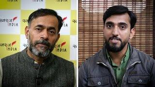 Yogendra Yadav on Sahara-Birla diaries, political funding, and demonetisation