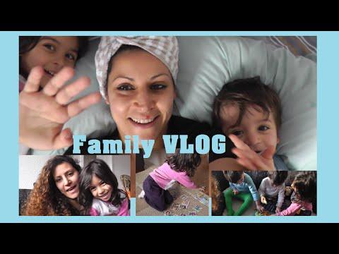 FAMILY Vlog Unser Alltag Zuhause I SENEBEAUTY