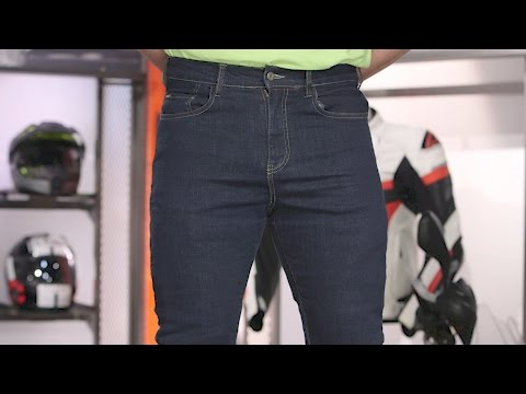 Bull-it SR6 Slim Jeans Review at RevZilla.com
