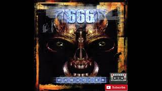 666 - Paradoxx 1998 FULL ALBUM