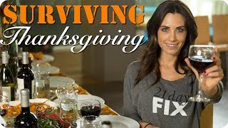 How to SURVIVE THANKSGIVING DINNER | 21 Day Fix Ap...
