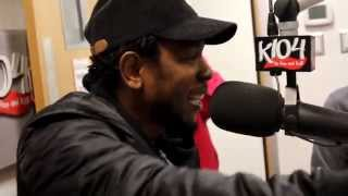 "Kendrick Lamar Freestyle's Over Taylor Swift's ""Shake It Off"" On DeDe In The Morning"