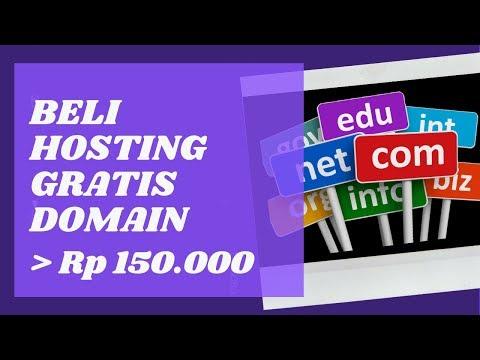 Cara Membeli Domain dan Hosting Murah Indonesia di Domosquare