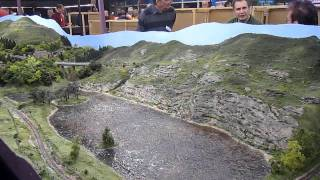 Wigan Model Railway Exhibition 101211