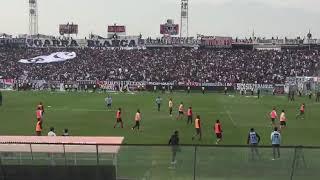 Arengazo U De Chile - Colo Colo 2019
