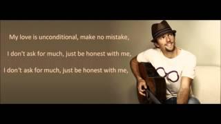 Jason Mraz ft. Inara George - Be Honest (lyrics)
