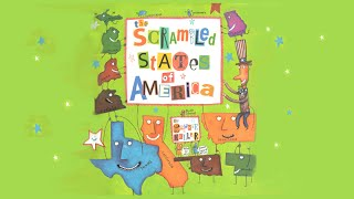 The Scrambled States of America   Read Aloud