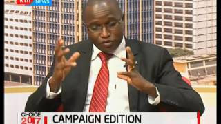 Jubilee takes campaigns to Mandera and Isiolo ahead of August 8th general polls: Campaign Edition