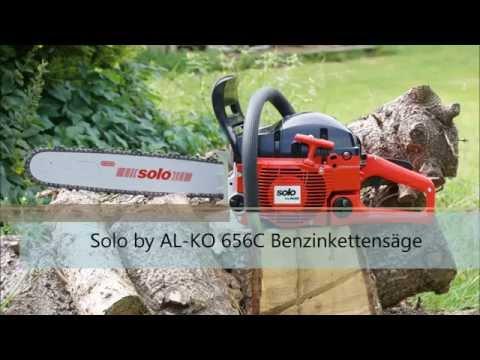 Kettensäge Solo by AL-KO 656C 40 cm Schwert