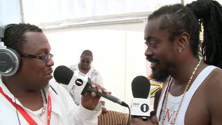 Goldfinger - Beenie Man the King of Dancehall Reggae Sumfest 2009