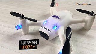 Hubsan H107C+ : Présentation drone Hubsan X4